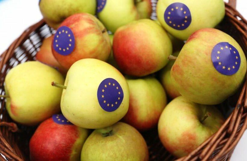 польские-яблоки